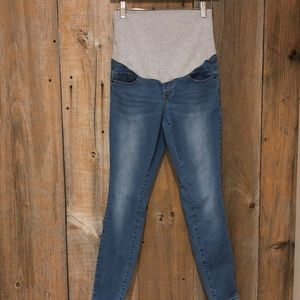 Thyme Maternity jeans slim fit size small